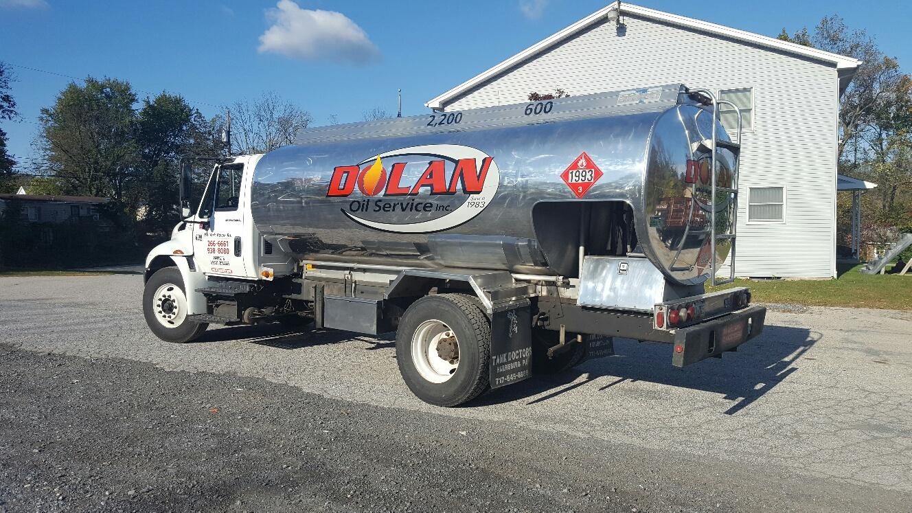 Dolan Oil Service - Oil Delivery